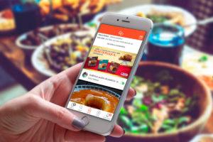 Pip Recipes é a plataforma digital oficial do Mesa ao Vivo Rio