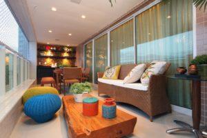 Como decorar uma varanda gourmet perfeita para a sua casa