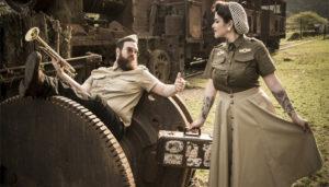 Festival reúne em São Paulo objetos históricos de guerras e moda militar