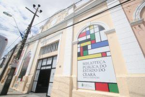 Dia Nacional do Livro: Biblioteca Pública do Ceará Espaço Estação recebe atividades especiais para comemorar a data