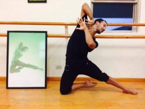Bailarinos da Cia de Dança Deborah Colker ministram workshop no Porto Iracema das Artes