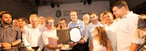Governo do Estado do Ceará sanciona a Lei Patativa do Assaré