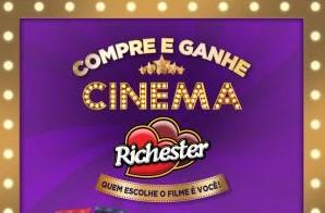 """Promoção """"Quem Escolhe o Filme é Você"""" leva o consumidor ao cinema"""