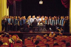 """[SP] CORALUSP """"Azul canta Beatles"""" no Programa Tardes Musicais da Casa-Museu Ema Klabin"""