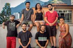 [SP] Banda carioca El Efecto faz show no Sesc Araraquara