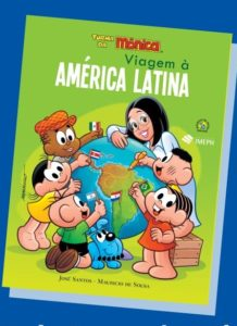 [SP] Espaço Cordel e Repente promove lançamento do livro de José Santos com ilustração de Maurício de Sousa