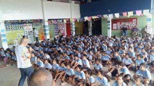 V Caravana da Leitura e do Autor Cearense leva cultura para  municípios cearenses