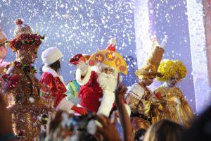 Abertura do Ceará Natal de Luz 2018 terá neve, chegada do  Papai Noel, Coral da Luz e Fagner