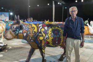 CowParade Fortaleza é lançada oficialmente e divulga locais das vaquinhas espalhadas pela cidade