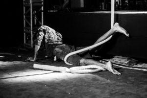 Permissão para Desmoronar faz temporada no Teatro Dragão do Mar
