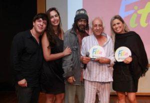 FITA – Festa Internacional de Teatro de Angra entrega prêmio aos concorrentes da 6ª edição realizada em 2018