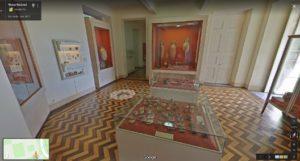 Em parceria com o Museu Nacional, Google Arts & Culture disponibiliza tour virtual e coleções digitais do acervo da instituição