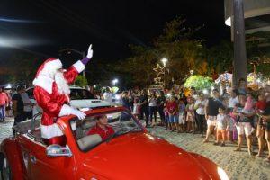 Pacatuba realiza 12 dias de programação natalina