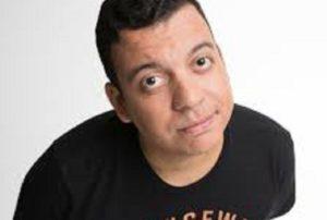 """FestivalHumordeQuintarecebe o humorista Rodrigo Marques, do programa """"A Culpa é do Cabral"""","""
