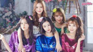 Grupo feminino coreano de K-pop realiza show em Fortaleza