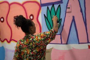 Laboratório de Intervenção Urbana inicia Percurso Rota de Fuga no Cuca Jangurussu