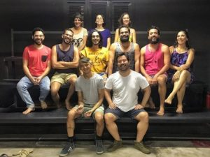 Grupo Bagaceira estreia trabalho em parceria com os Clowns de Shakespeare (RN)