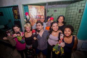 Escola de Mamulengo promove seminário para troca de saberes sobre os Mestres da Cultura do Ceará