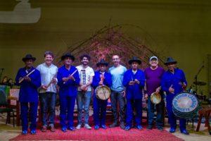 Banda Cabaçal dos Irmãs Aniceto e Marimbanda fazem temporada na Caixa Cultural Fortaleza