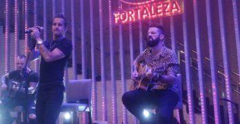 Scott Stapp inicia turnê brasileira em Fortaleza