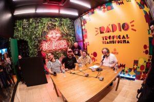 """Devassa ativa plataforma musical """"Tropical Transforma"""" no Festival DoSol"""