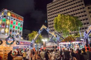 Decoração e iluminação do Ceará Natal de Luz estão em  26 pontos de Fortaleza