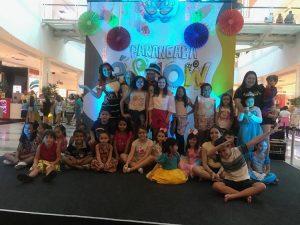 Shopping Parangaba traz para agenda do fim semana programação carnavalesca infantil