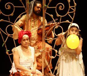 Espetáculo Tempo Temporão – O Terreiro da Catirina no Teatro Dragão do Mar