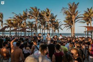 Projeto WKND Vibes agita a Praia do Futuro