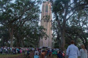 """""""Easter Sunrise"""" do Bok Tower Gardens, na Florida, ocorrerá virtualmente pela primeira vez"""