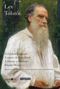 Box com obras de Tolstói ganha tiragem limitada