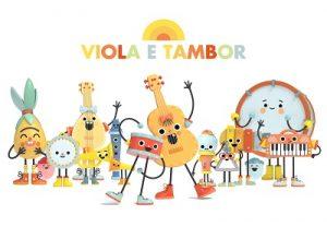 """Coprodução brasileira """"Viola e Tambor"""" tem distribuição mundial"""
