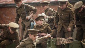 Minissérie ambientada na Primeira Guerra Mundial estreia na TV Brasil