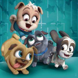 Novos episódios de Puppy Dog Pals estreiam no Disney Junior