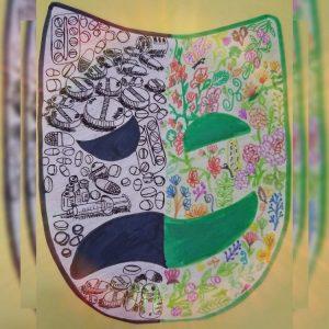 Exposição on-line reúne de trabalhos artísticos de usuários de serviço de saúde mental