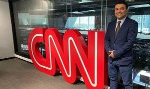 A CNN Brasil anuncia a contratação do jornalista Roberto Nonato