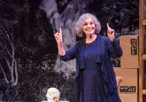 Irene Ravache encerra a Mostra de Teatro On-Line APTI