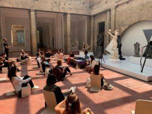 Iguatemi, Kura Arte e Positiv App promovem sessões de meditação em museus
