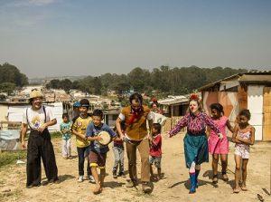 Palhaços Sem Fronteiras lança campanha de vídeos para promover a cidadania em tempos de pandemia
