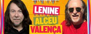 Alceu Valença e Lenine voltam aos palcos e estrelam o Viva Recife, no Rio de Janeiro
