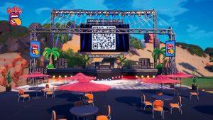 Dennis DJ é a atração especial da abertura da Ilha de Ruffles® no Fortnite