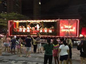 Fim de semana terá três espetáculos online e caminhão com Coral da Luz