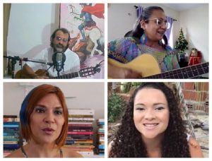 Site Digital da Música Cearense publica série de depoimentos de histórias de vida de artistas do Ceará