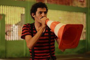 Dragão do Mar exibe aula espetáculo sobre palhaçaria