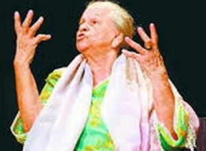 Atriz cearense Antonieta Noronha é homenageada em rádionovela