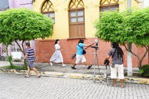 Filmagens do longa sobre a fotógrafa Telma Saraiva são concluídas no Cariri