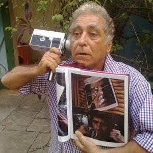 Neville D'Almeida é homenageado no 11º Cinefantasy