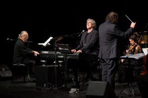 Concerto da Orquestra Ouro Preto com Ivan Lins e Gilson Peranzetta