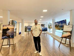 Exposição mostra belezas do arquipélago Fernando de Noronha
