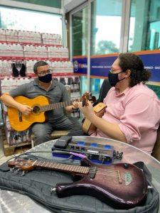 Sesc realiza mais de 40 ações culturais em supermercados e farmácias no mês de abril